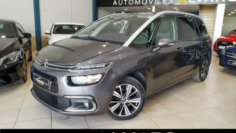 CITROEN C4 Grand Picasso BlueHDi 150 S&S Feel