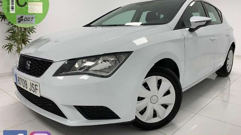 SEAT León Leon 1.6TDI CR 110Cv S&S Reference desde 140€/mes