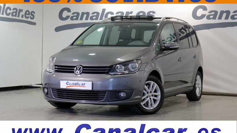 Volkswagen Touran 2.0 TDI Advance 140CV