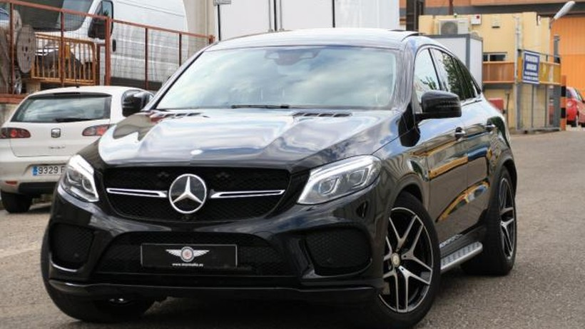 MERCEDES GLE 450 AMG 4MATIC Coupé