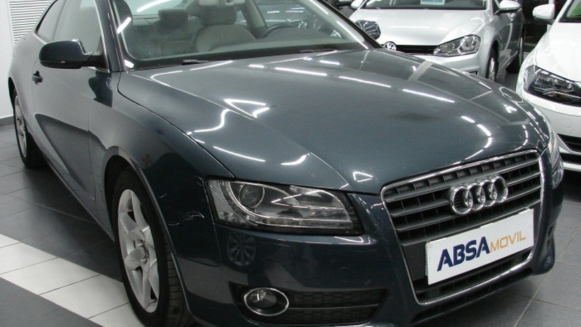 AUDI A5 Coupé 2.7TDI Multitronic