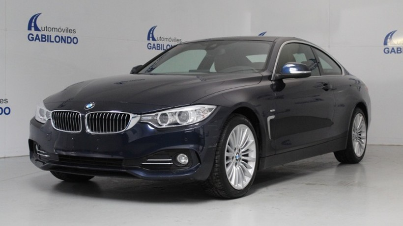 BMW Serie 4 420d Coupé xDrive