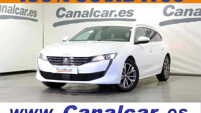 Peugeot 508 SW Active BlueHDi 130CV S&S EAT8