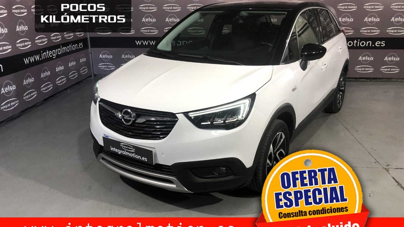 OPEL Crossland X  Excellence