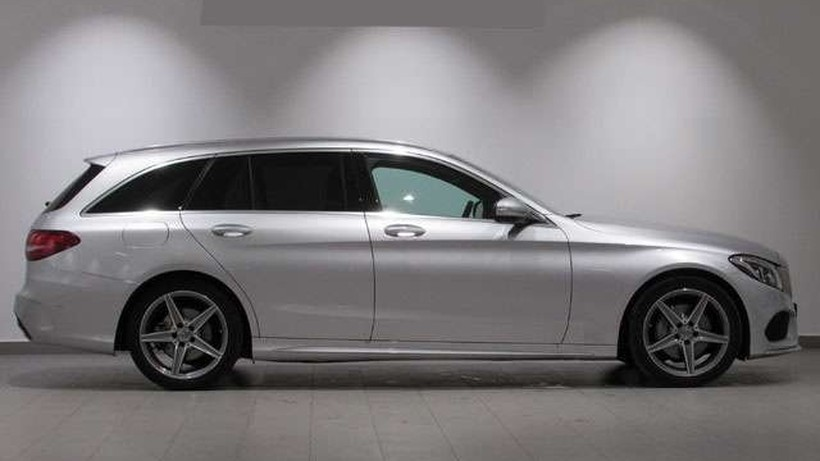 Mercedes-Benz C 220 Estate CDI BE Sport EditionC 7GPlus Sport AMG