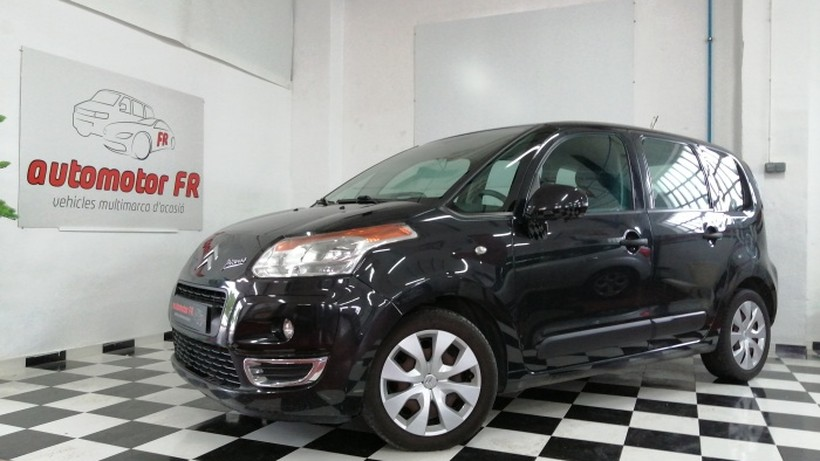 CITROEN C3 Picasso 1.6HDi Attraction