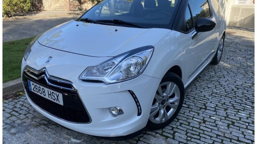 CITROEN DS3 1.2 VTi Urban Shot