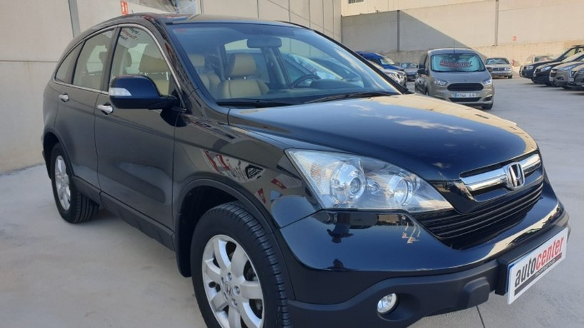 HONDA CR-V 2.0i-VTEC Executive Aut.