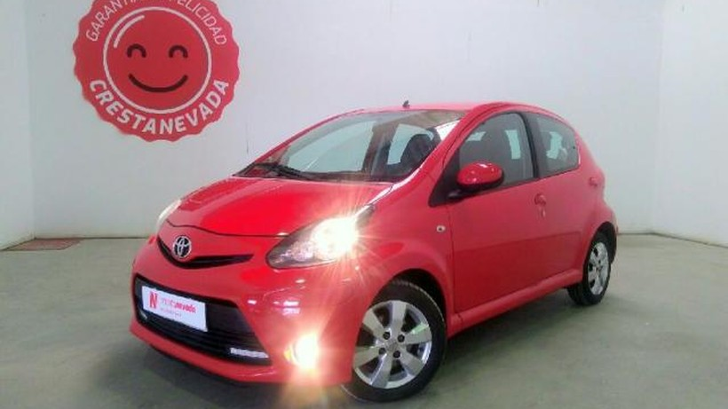 TOYOTA Aygo  1.0 12V VVT-i 5p. Active Connect