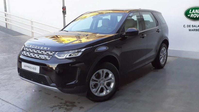 LAND-ROVER Discovery Sport DISCOVERY SPORT S 2.0 D150 AWD AUTO