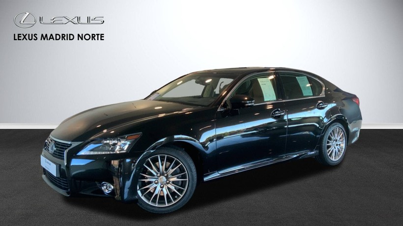 LEXUS GS   300h Luxury. 390€/mes.