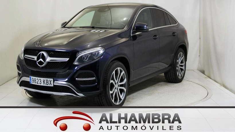 Mercedes-Benz Clase Gle Coupe GLE 350 D 4MATIC AUTO