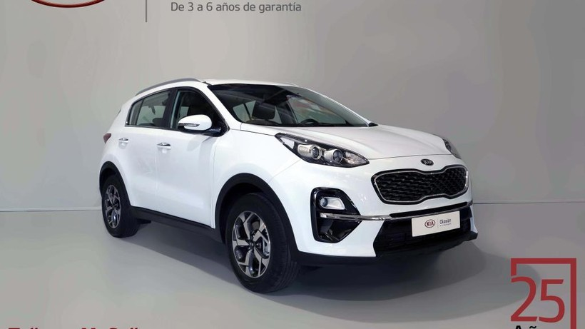 KIA SPORTAGE 1.6 CRDi Business DCT 136CV 4X2 Eco-Dynamics