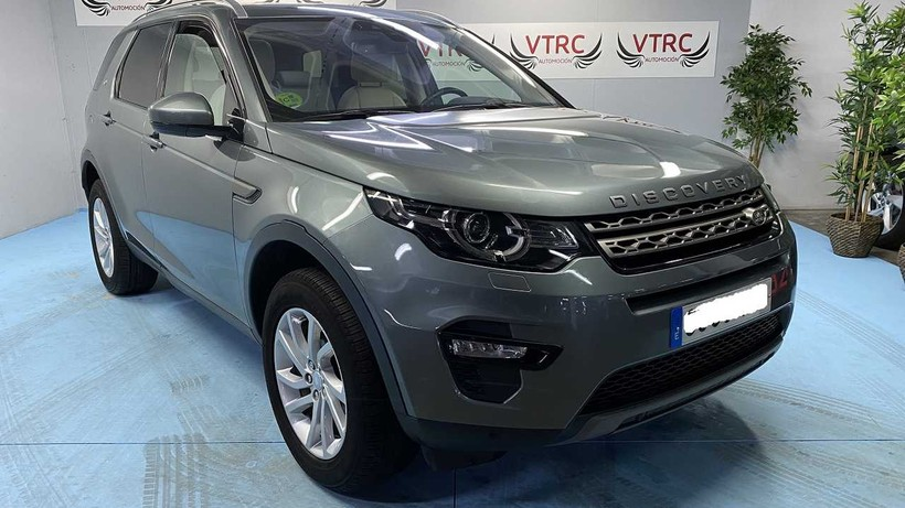 Land-Rover Discovery Sport sport