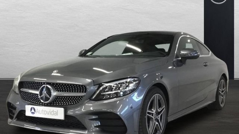 Mercedes-Benz Clase C Coupe AMG Line