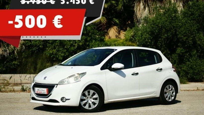 PEUGEOT 208 1.4 HDI 70 BUSINESS
