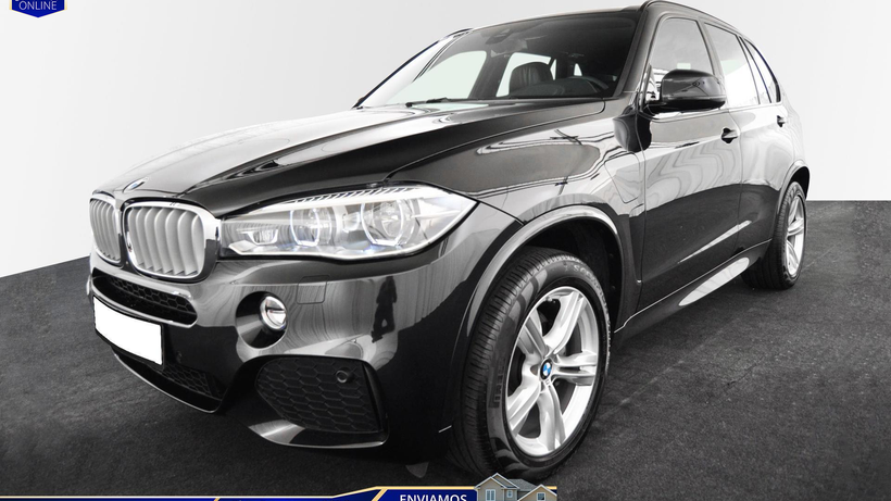 BMW X5  BMW  xDrive-40e iPerformance M-Sport LED/D-ASS/LHZ