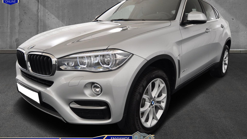 BMW X6  BMW  xDrive30d LED/NAVI/LEDER/HIFI/GSD/D-ASSIST/19