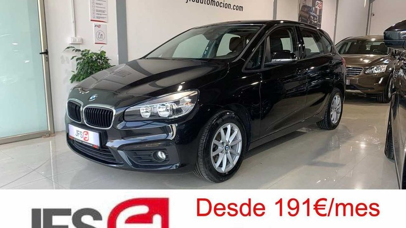 BMW Serie 2 Active Tourer 1.5 d 115 cv
