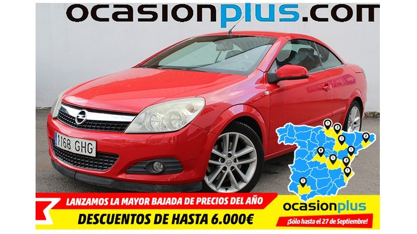 OPEL Astra Twin Top 1.9 CDTi Cosmo