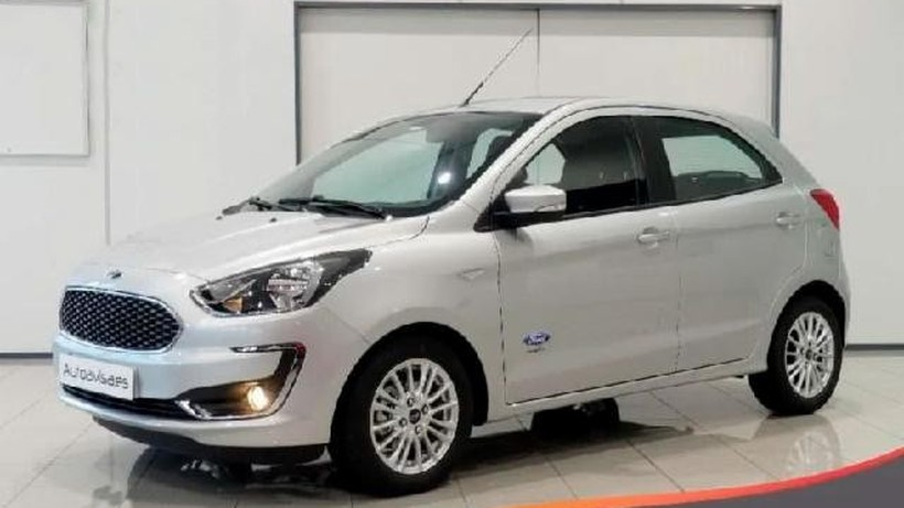 Ford KA+ 1.2 TI-VCT 63KW ULTIMATE 5P