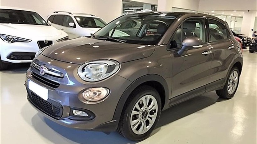 FIAT 500X Cross Plus 1.6 MultiJet 88kW (120CV) 4x2
