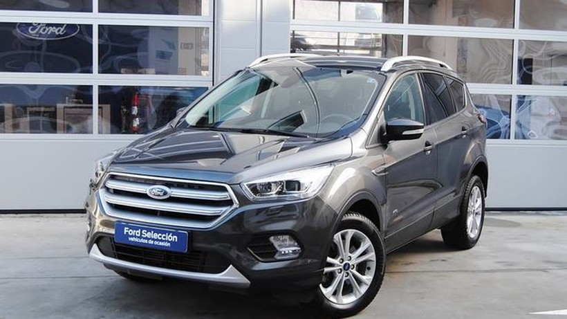 FORD Kuga 2.0 TDCi 110kW 4x4 ASS Titanium Powers.