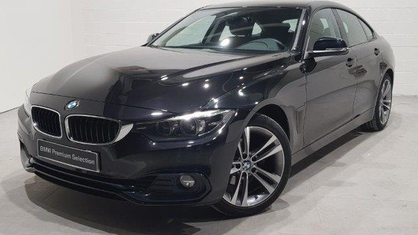 BMW Serie 4 420i Gran Coupe