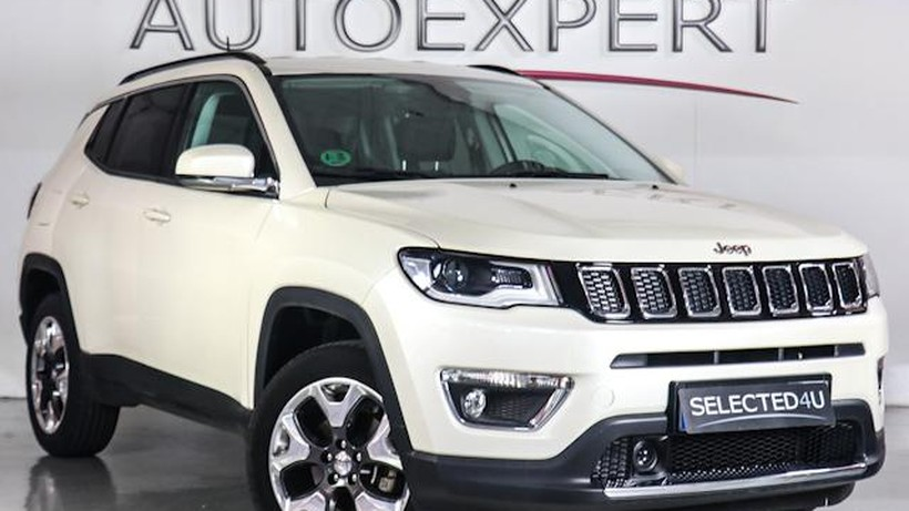 Jeep Compass 2.0 MJET LIMITED 4WD AD AT