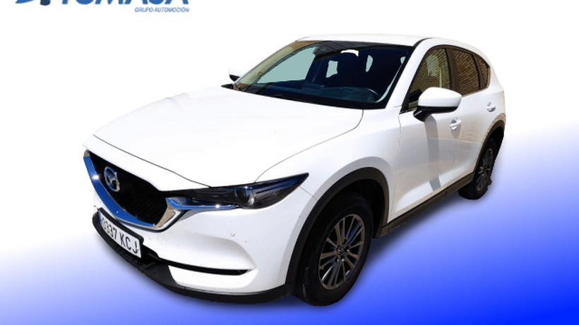 MAZDA CX-5 2.2 DE 110kW (150cv) Evolution 2WD Auto
