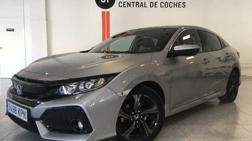 Honda Civic 1.0 IVTEC Turbo  Elegance Navi