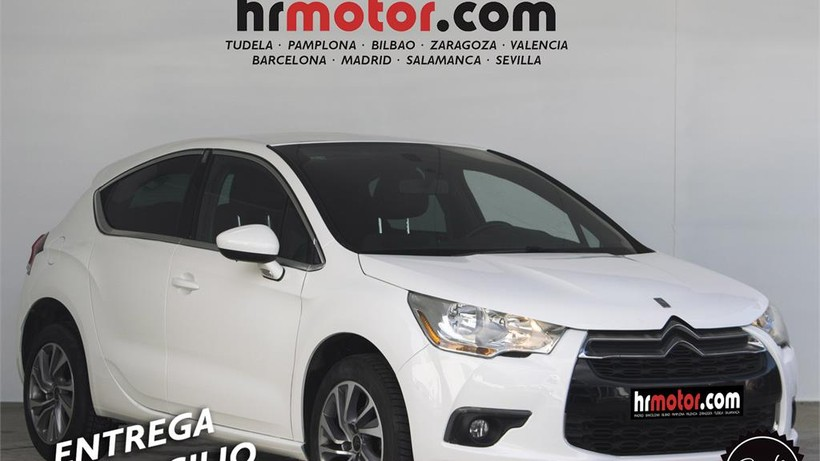 CITROEN DS4 1.6e-HDi STT Design 115