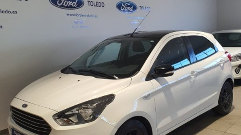 FORD Ka+ 1.2 TiVCT 63kW White Edition