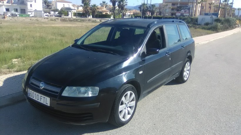 FIAT Stilo Multi Wagon 1.9Mjt Sting 120