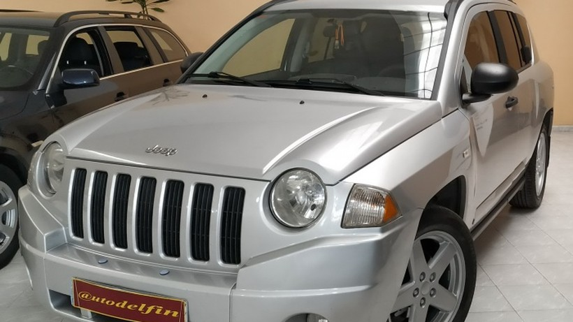 JEEP Compass 2.0CRD Limited