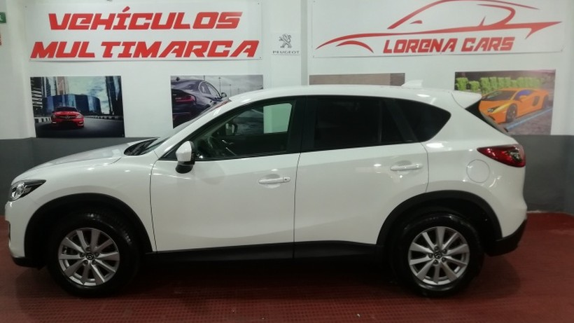 MAZDA CX-5 2.0 Style Pack Safety + Nav. 2WD