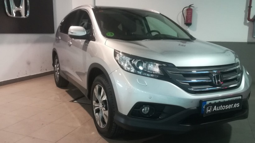 HONDA CR-V 2.0 i-VTEC Innova 4x4 AT