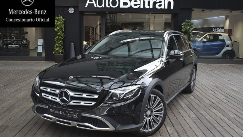 MERCEDES-BENZ Clase E Estate 220d 4Matic All-Terrain 9G-Tronic