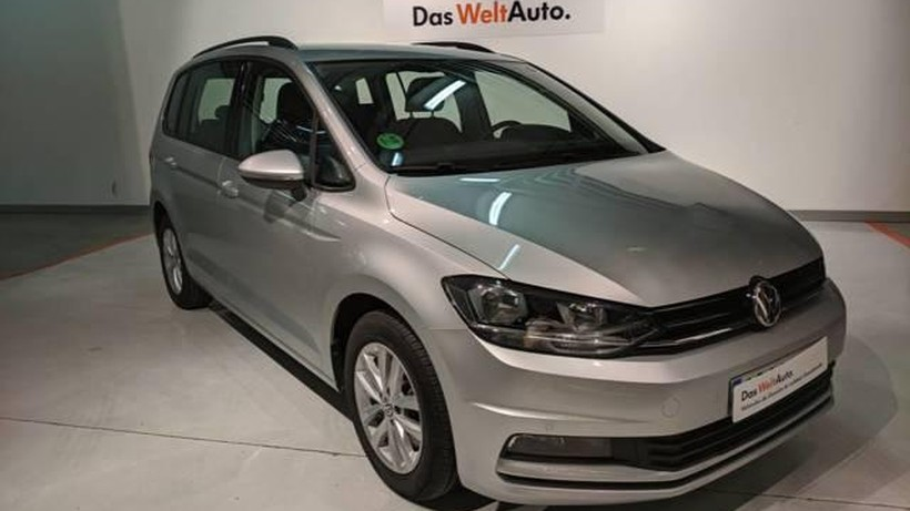 VOLKSWAGEN Touran Business 1.6 TDI 85kW (115CV) DSG