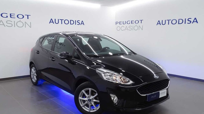 Ford Fiesta TREND 1.1 TI - VCT 63WK