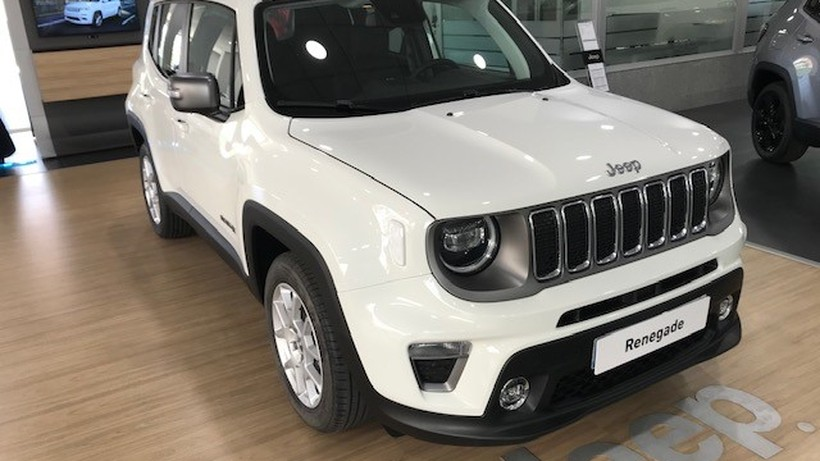 Jeep Renegade Limited 1.0G 120MT6 88kW (120CV) 4x2
