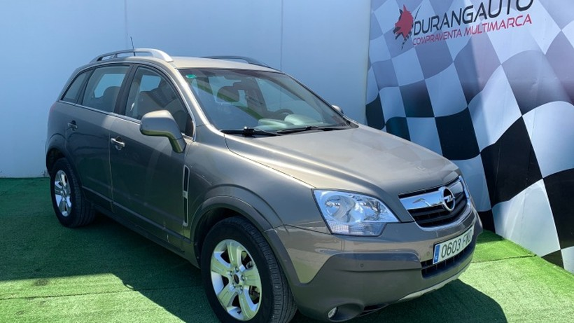 OPEL Antara 2.4 16v Enjoy