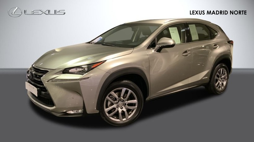 Lexus NX 300h 2.5 300h Executive 4WD Tecno + Navibox