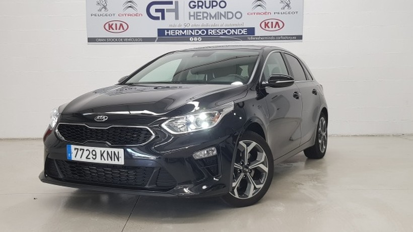 KIA Cee´d 1.0 T-GDI Eco-Dynamics x-Tech17 120