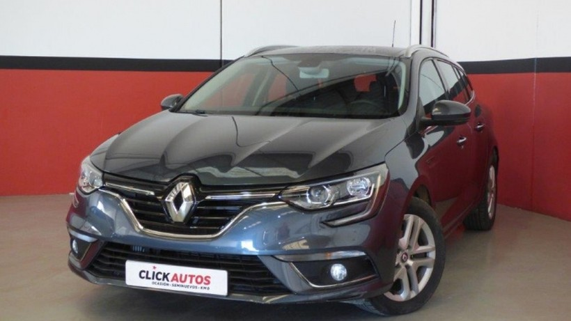 RENAULT Mégane S.T. 1.2 TCe Energy Intens 97kW