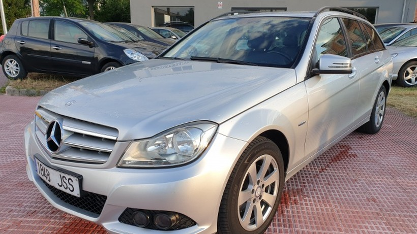 MERCEDES-BENZ Clase C 200CDI BE