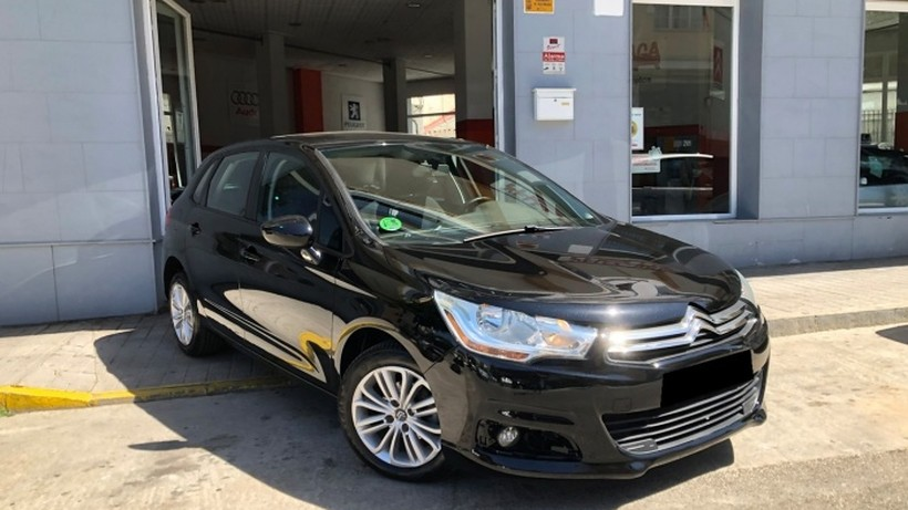 CITROEN C4 1.6BlueHDI Live Edition 100