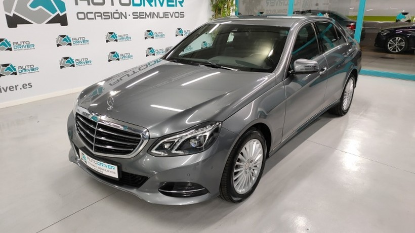 MERCEDES-BENZ Clase E 200 BT Elegance 7G Plus