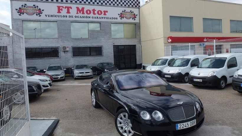 BENTLEY Continental GT Aut.