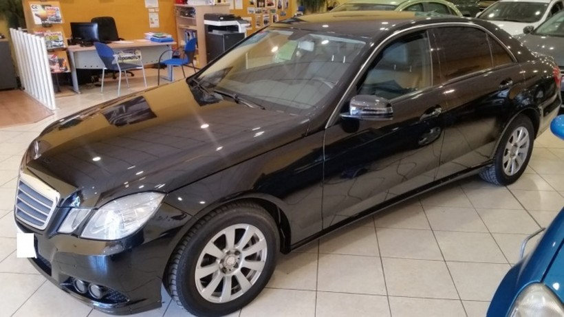 MERCEDES-BENZ Clase E 200CDI BE Dynamic Ed. Avantgarde Aut.